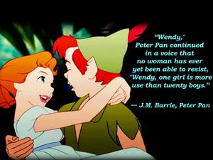 Peter Pan quotes=)