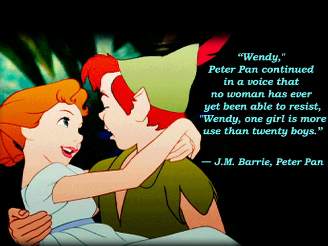 peter pan and jane relationship goals