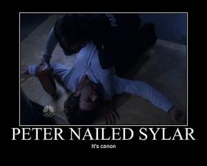 Peter/Sylar Fanart