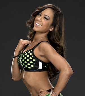 Pretty Evil Things: AJ Lee