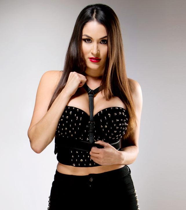 Pretty Evil Things: Nikki Bella