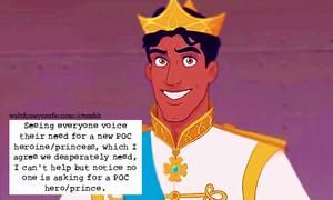 Princes of color
