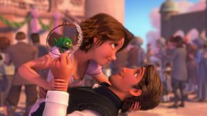 Princess Rapunzel - Ending