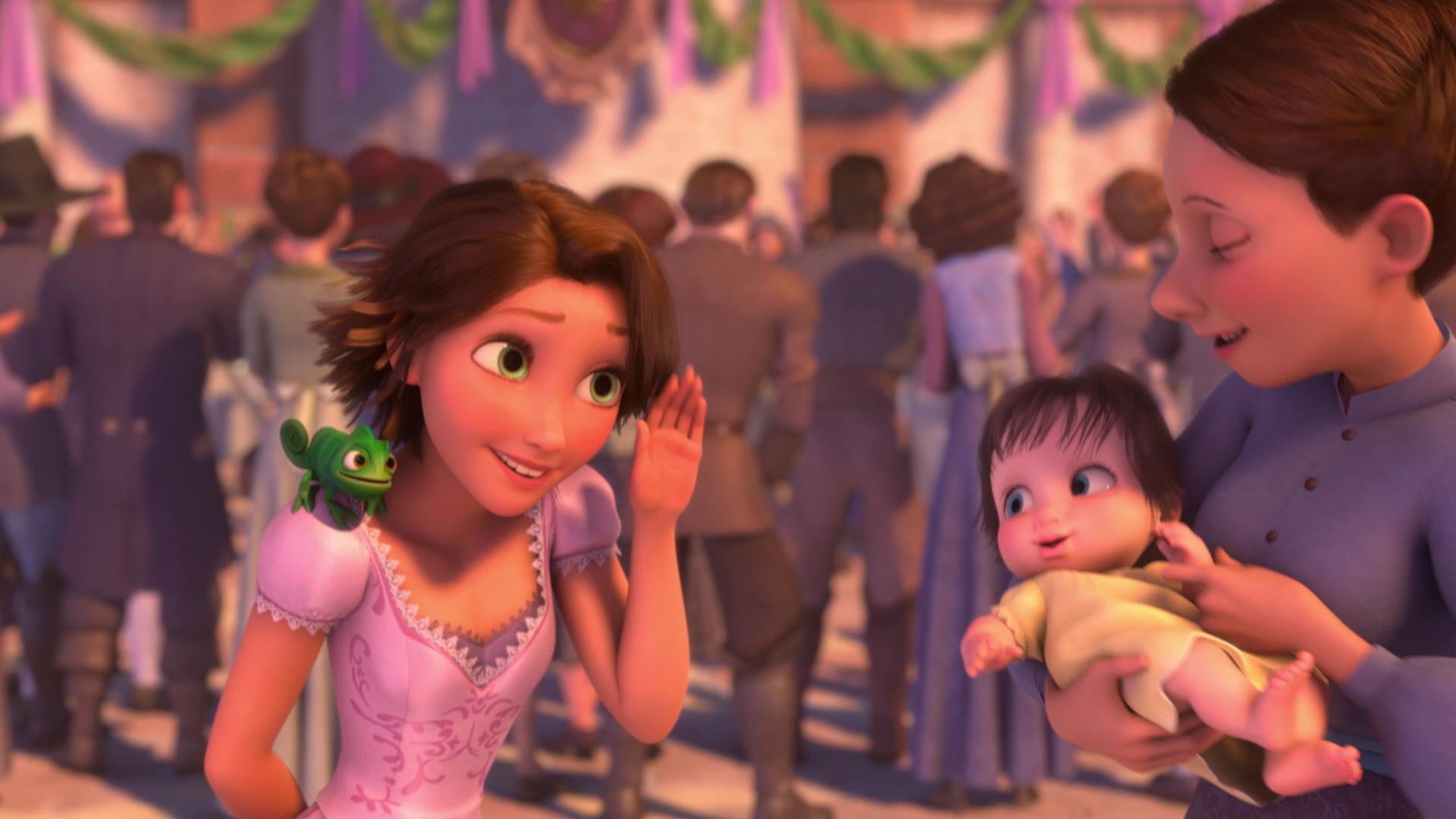 Princess Rapunzel Ending Rapunzel Of Disney S Tangled Foto 35423057 Fanpop