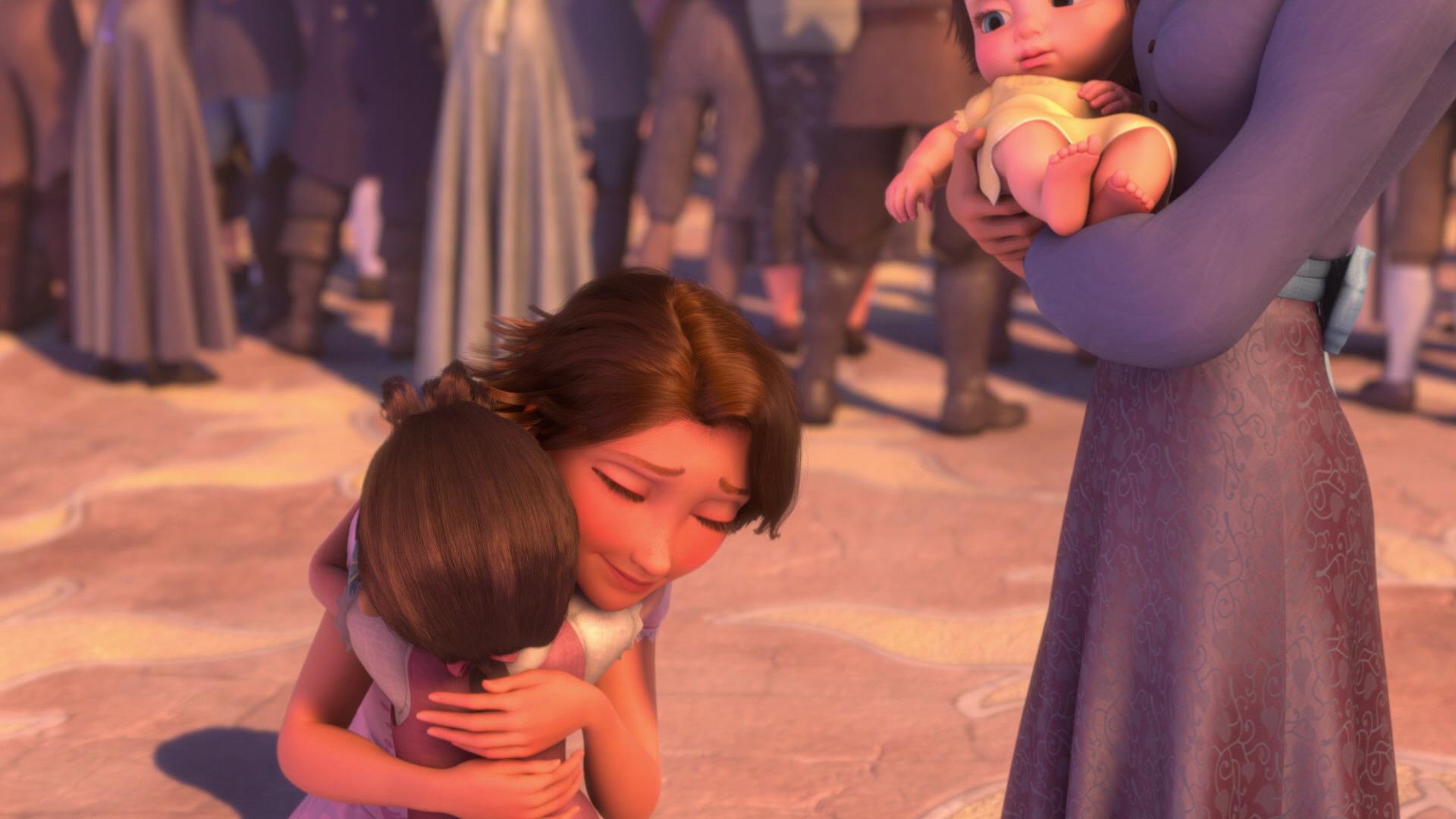 Princess Rapunzel Ending Rapunzel Of Disney S Tangled च त र 35423064 फ न प प