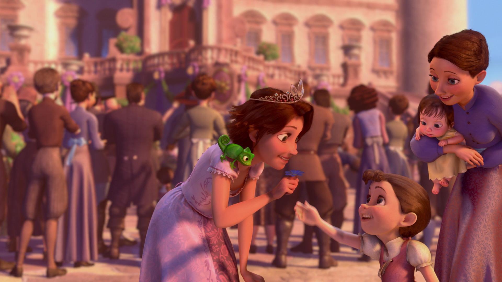 Princess Rapunzel Ending Rapunzel Of Disney S Tangled Photo 35423068 Fanpop