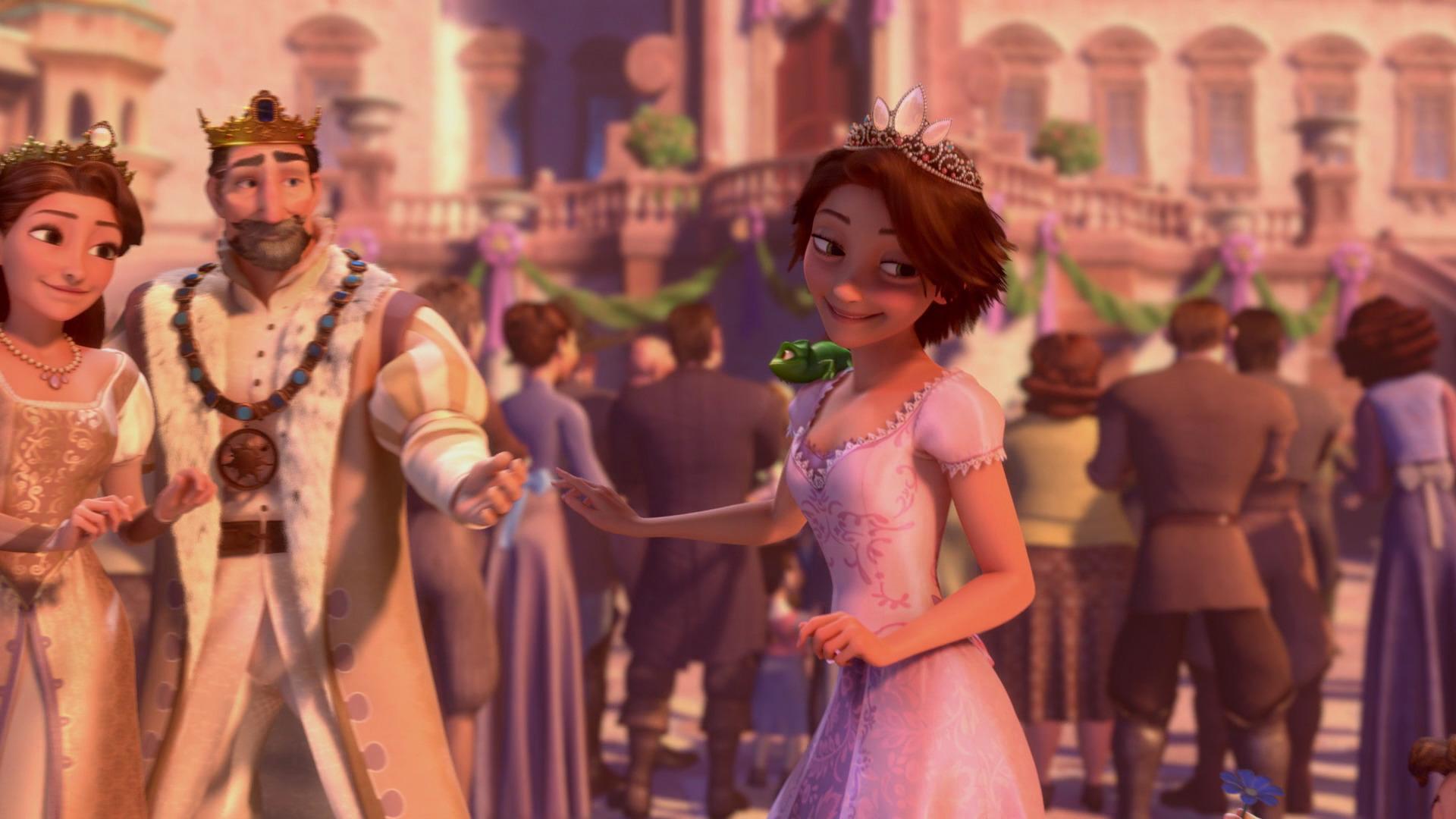 Princess Rapunzel Ending Rapunzel Of Disney S Tangled Photo 35423069 Fanpop