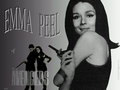 Emma Peel of The Avengers - mrs-emma-peel wallpaper