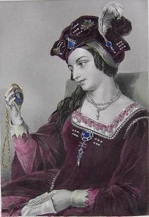 퀸 Anne Boleyn