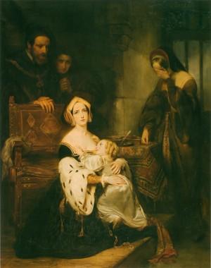 reyna Anne Boleyn
