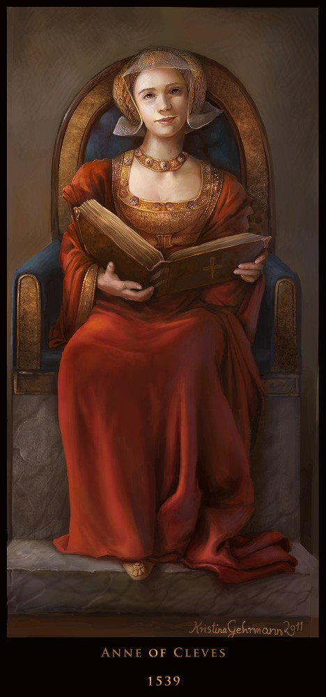 Anne of Cleves images Queen Anne of Cleves wallpaper and ...