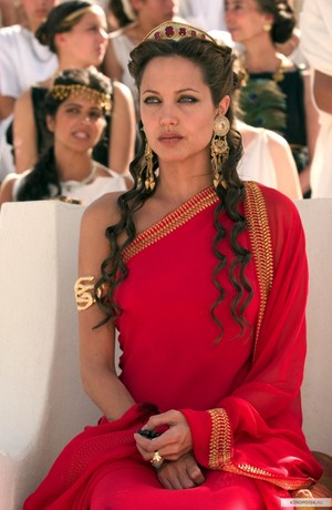 queen Olympias