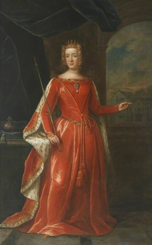퀸 Philippa of Hainault