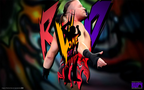 WWE wallpaper titled RVD