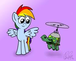 Rainbow Dash Presents
