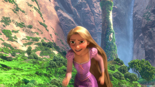 Disney's Rapunzel wallpaper called Rapunzel - Now's When My Life Begin