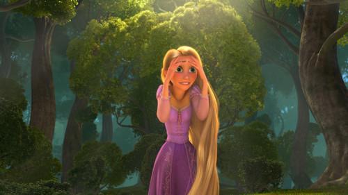 Disney's Rapunzel wallpaper entitled Rapunzel - Now's When My Life Begin
