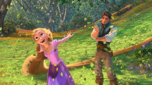 Disney's Rapunzel wallpaper titled Rapunzel - Now's When My Life Begin