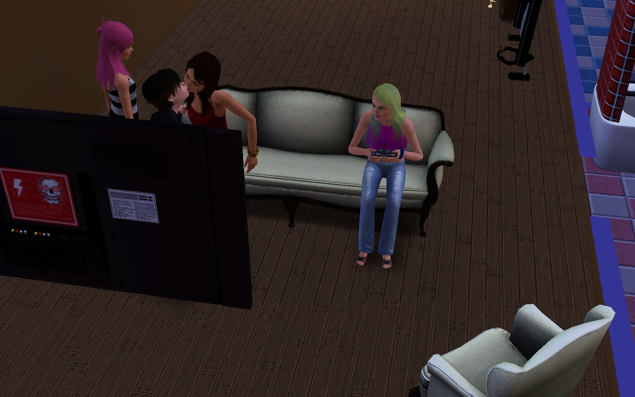 Really Old Sims stuff
