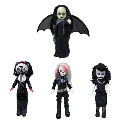 Living Dead Puppen Hintergrund called Resurrection Series 7 Variant