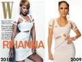 Rihanna copies Jlo - jennifer-lopez fan art