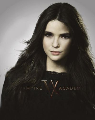 The Vampire Academy Blood Sisters Hintergrund titled Rose Hathaway