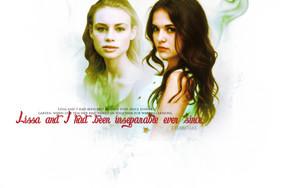 Rose/Lissa wallpaper