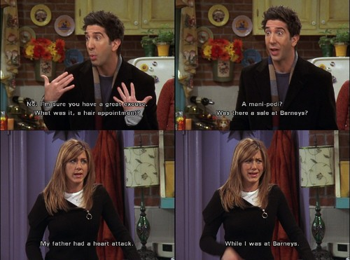 Ross Geller wallpaper entitled Ross