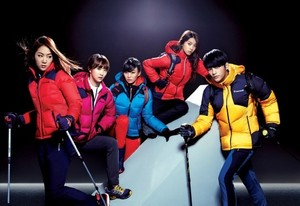 SISTAR and Seo In Guk for 'ISENBERG'