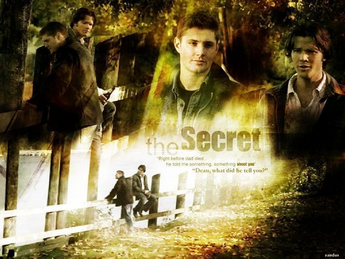 Wincest wallpaper probably with anime titled Sam/Dean