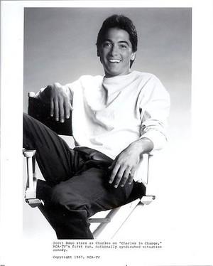 Scott as Charles