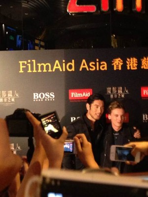 Screening CoB Filmaid Asia - [08.31.13, Hong Kong]