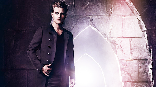 Stefan Salvatore 壁纸 probably with a business suit called Season 4 Promotional Photoshoot