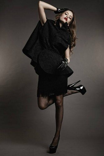 Serenay Sarikaya fond d'écran probably containing bare legs, hosiery, and a hip boot titled Serenay Sarikaya as a model ♥