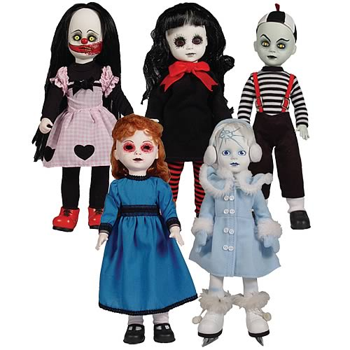 Living Dead Dolls پیپر وال titled Series 12