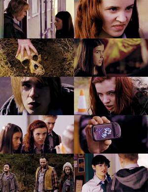 Series 2 of 'Wolfblood'! :D