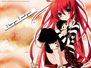 Shana and Doll Yuji
