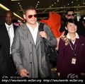 Shanghai, China - April 18, 2009 - wentworth-miller photo