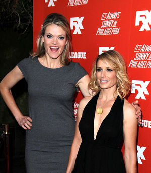 Shawnee Smith + Missi Pyle