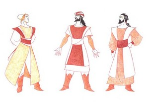Sinbad The Legend of the Seven Seas Concept Art