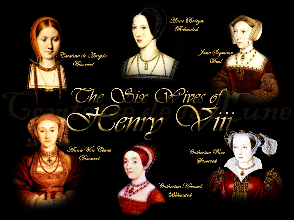 The Six Wives of Henry VIII – Facts & Biographies