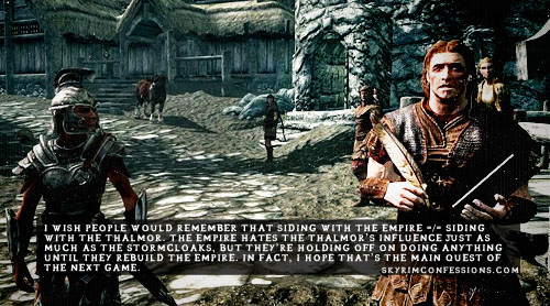 Elder Scrolls V : Skyrim karatasi la kupamba ukuta possibly containing a sign entitled Skyrim Confessions