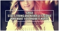 Smile - quotes photo