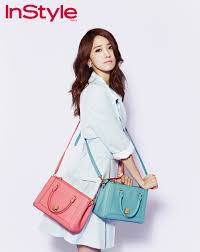 Snsd Yoona InStyle