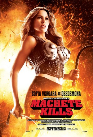 Sofia Vergara as Desdemona