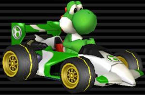 Sprinter Yoshi/Sprinter Birdo