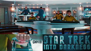তারকা Trek Into Darkness 2013