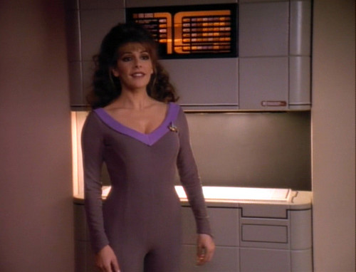 Keep the Marina sirtis star trek