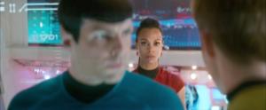 星, 星级 Trek into Darkness