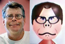 Stephen King 壁紙 possibly containing a portrait titled Stephen KIng